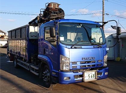 8tトラック(ヒアブローダー)